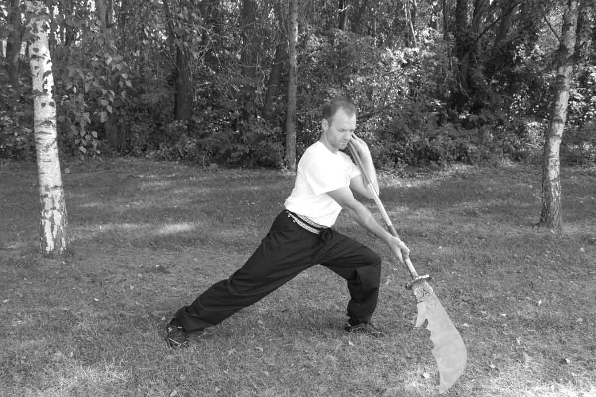 Treningi Kung Fu - Skra 2017
