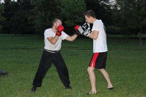 Nauka walki – cz.1 Sztuki walki – cel czy droga?