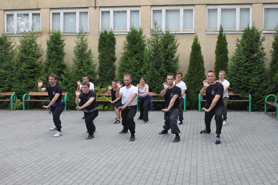Pazury Tygrysa Hung Gar Kung Fu Warszawa
