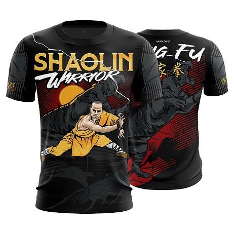 T-Shirt Shaolin - front